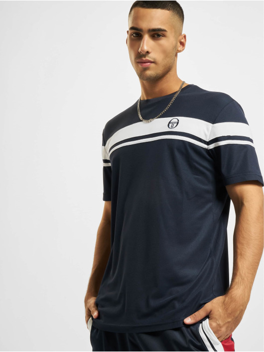Sergio Tacchini T-Shirt Young Line Pro Y/Dyed blue