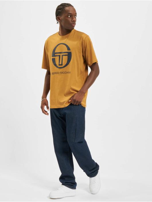 Sergio Tacchini T-Shirt Iberis braun