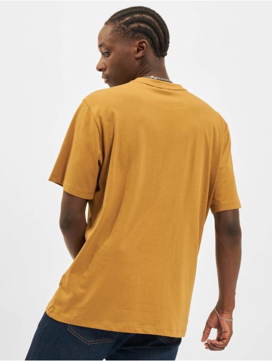 Sergio Tacchini t-shirt Iberis bruin