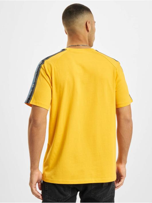 Sergio Tacchini t-shirt Figaro geel