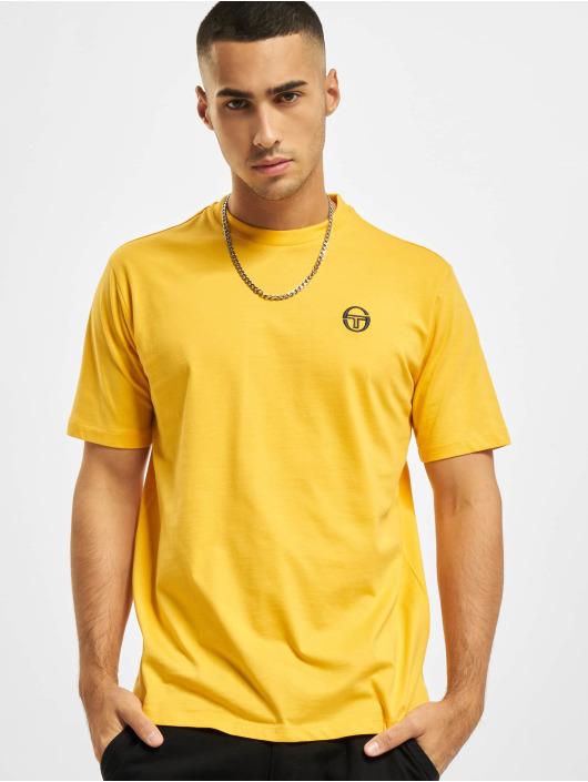 Sergio Tacchini t-shirt Sergio geel