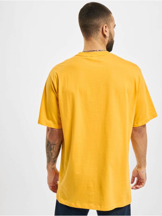 Sergio Tacchini t-shirt Iberis 020 geel