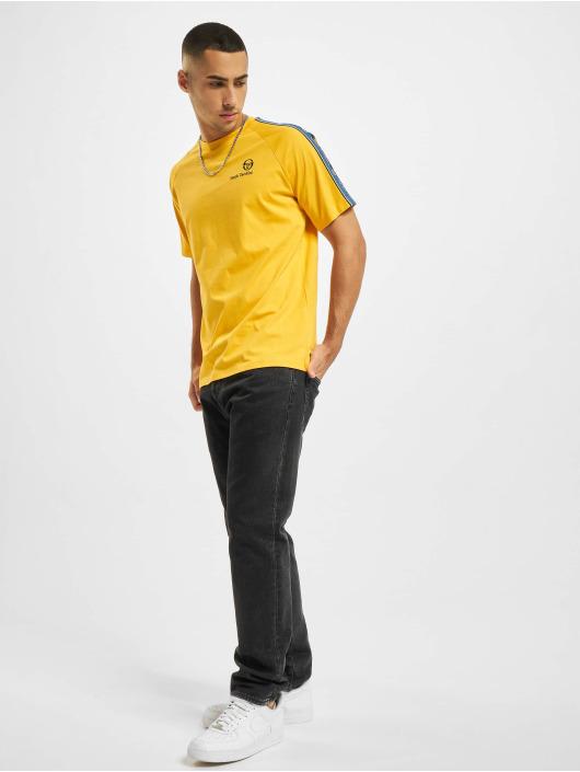 Sergio Tacchini T-Shirt Figaro gelb