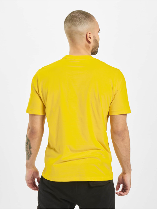 Sergio Tacchini T-shirt Iberis giallo