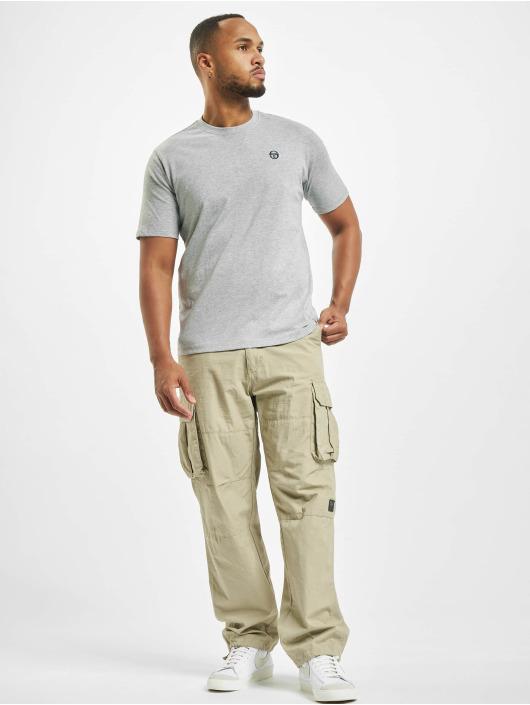 Sergio Tacchini t-shirt Daiocco 017 grijs