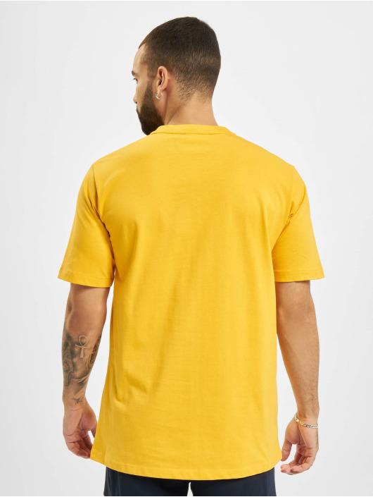 Sergio Tacchini T-Shirt Chiko jaune
