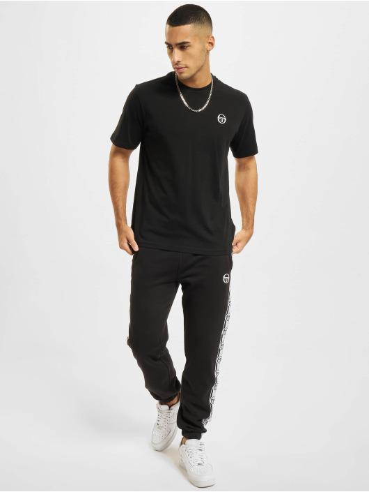 Sergio Tacchini T-Shirt Sergio noir