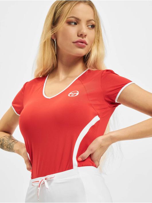 Sergio Tacchini T-Shirt Eva red