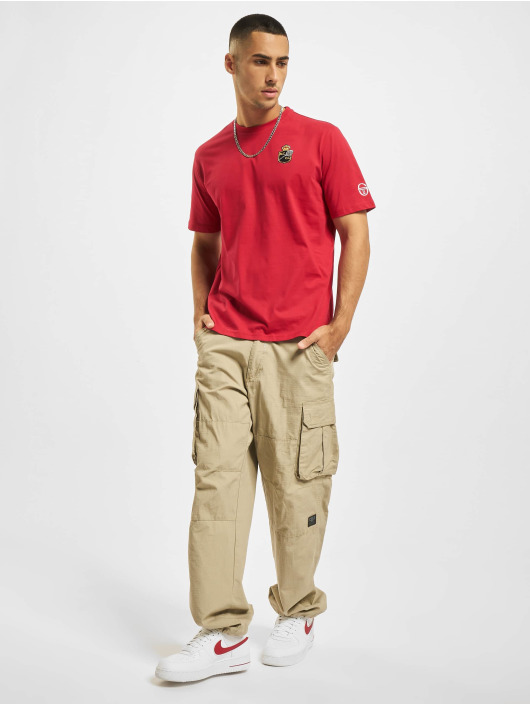 Sergio Tacchini T-shirt Fredonia Mc röd