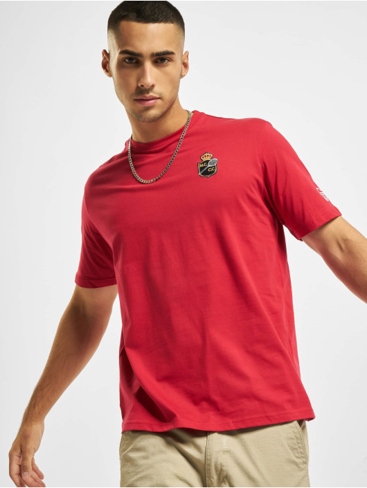 Sergio Tacchini t-shirt Fredonia Mc rood