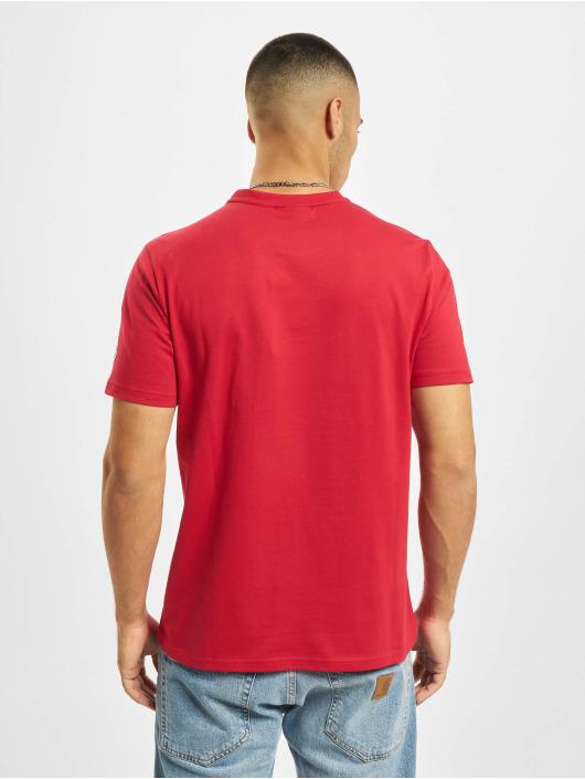 Sergio Tacchini t-shirt Fulda Mc rood