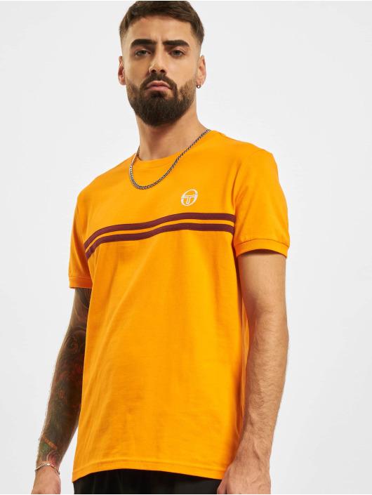 Sergio Tacchini T-Shirt Supermac 3 Archivio rouge