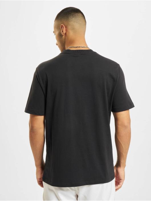 Sergio Tacchini T-Shirt Felton schwarz