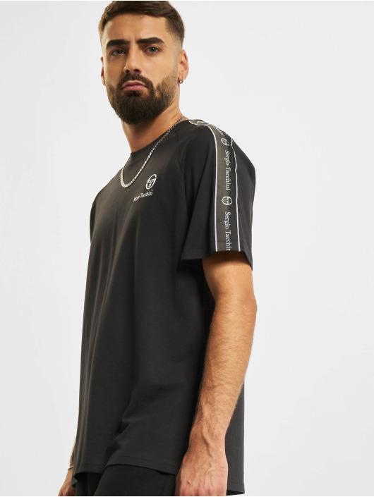 Sergio Tacchini T-Shirt Figaro schwarz