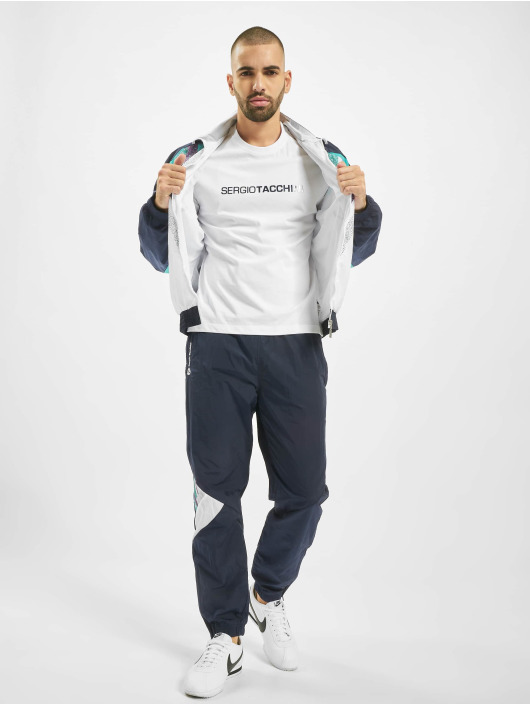 Sergio Tacchini T-Shirt Robin 017 weiß