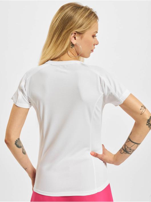 Sergio Tacchini T-Shirt Pliage weiß