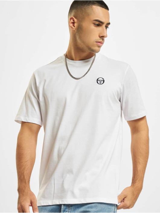 Sergio Tacchini T-Shirt Sergio weiß
