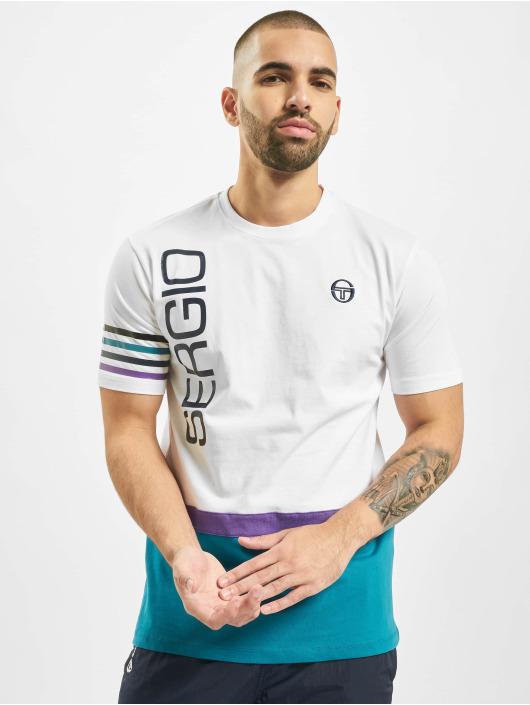 Sergio Tacchini T-Shirt Dennis white