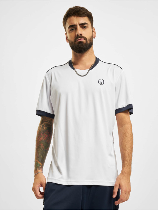 Sergio Tacchini T-Shirt Club Tech white