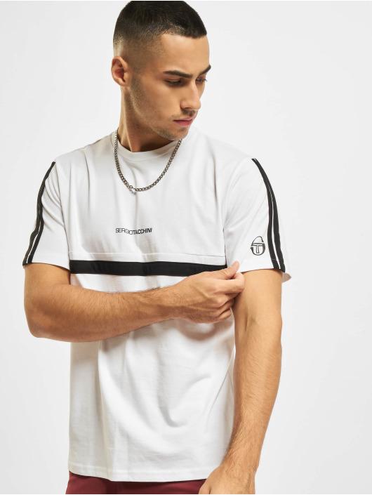 Sergio Tacchini T-Shirt Duncan white