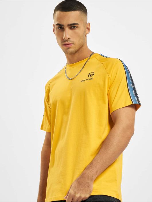 Sergio Tacchini T-Shirt Figaro yellow