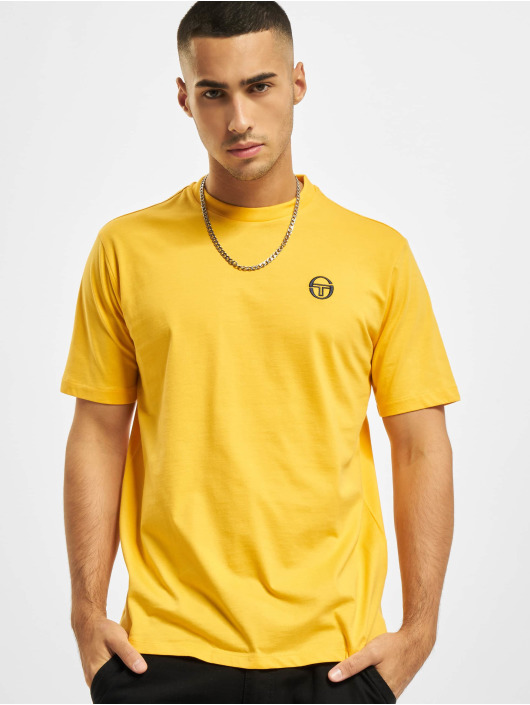 Sergio Tacchini T-Shirt Sergio yellow