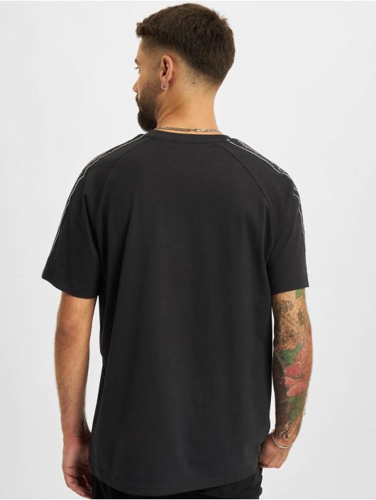 Sergio Tacchini t-shirt Figaro zwart