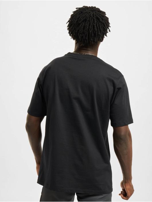 Sergio Tacchini t-shirt Dust zwart