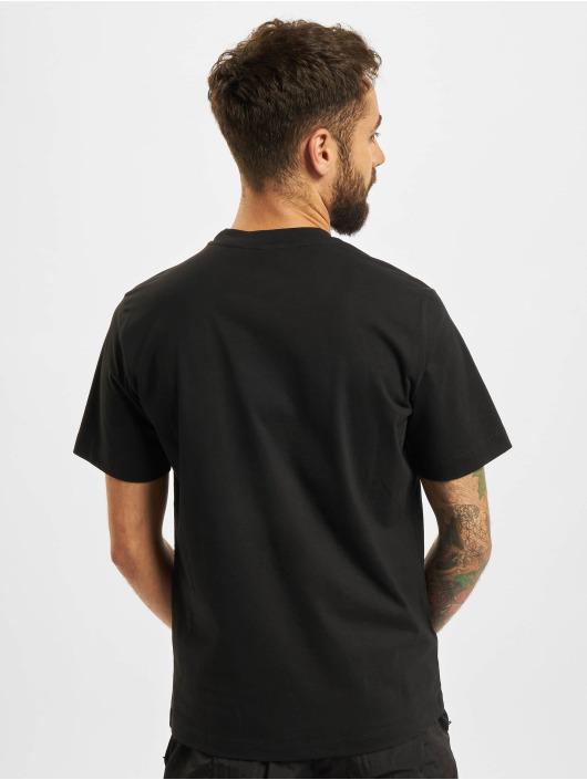 Sergio Tacchini t-shirt Sinzio Archivio zwart