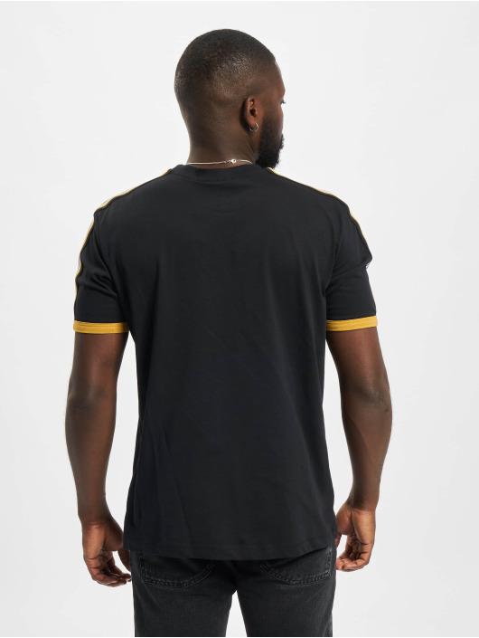 Sergio Tacchini t-shirt Norto zwart