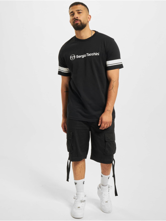 Sergio Tacchini t-shirt Abelia zwart
