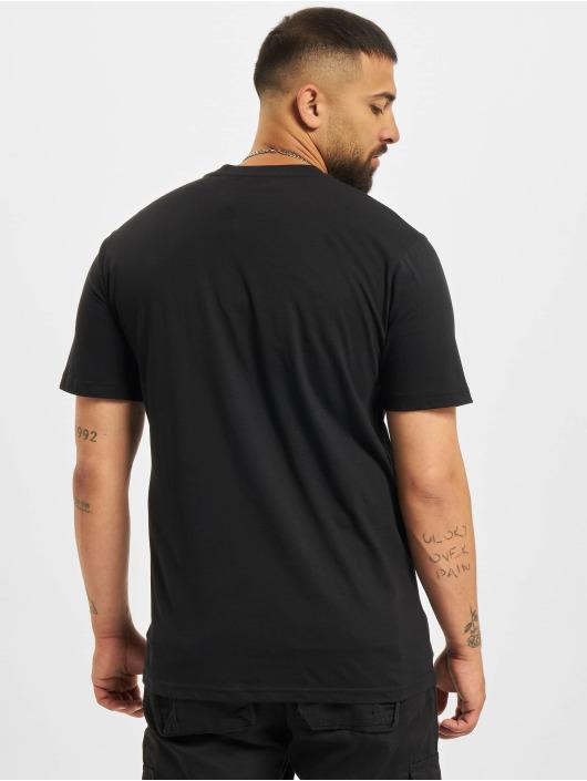 Sergio Tacchini t-shirt Anise zwart