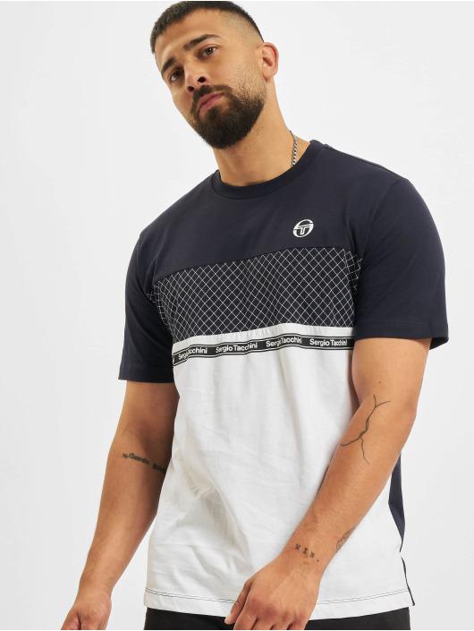 Sergio Tacchini T-shirts Noden blå