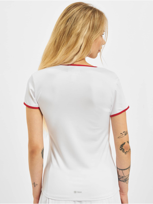 Sergio Tacchini T-shirts Eva hvid