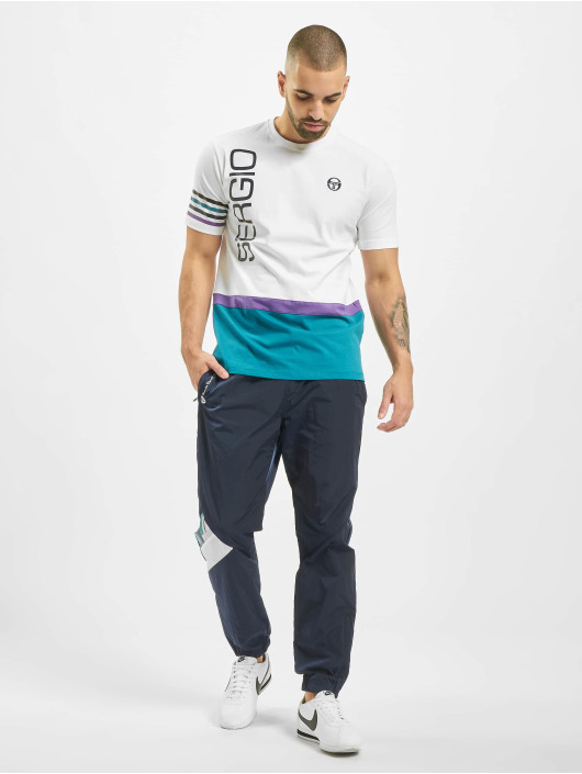 Sergio Tacchini T-Shirty Dennis bialy
