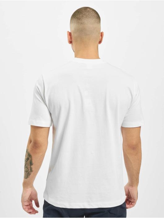 Sergio Tacchini T-Shirty Archivio Sinzio bialy