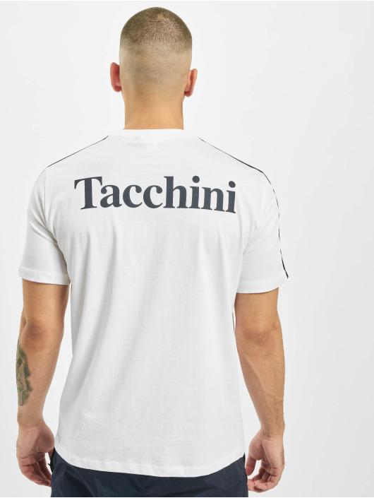 Sergio Tacchini T-Shirty Dalilo bialy