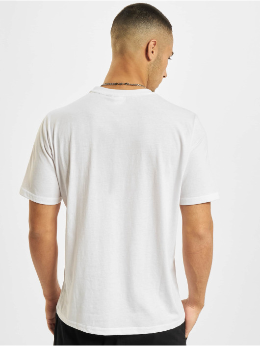 Sergio Tacchini T-Shirty New Elbow bialy