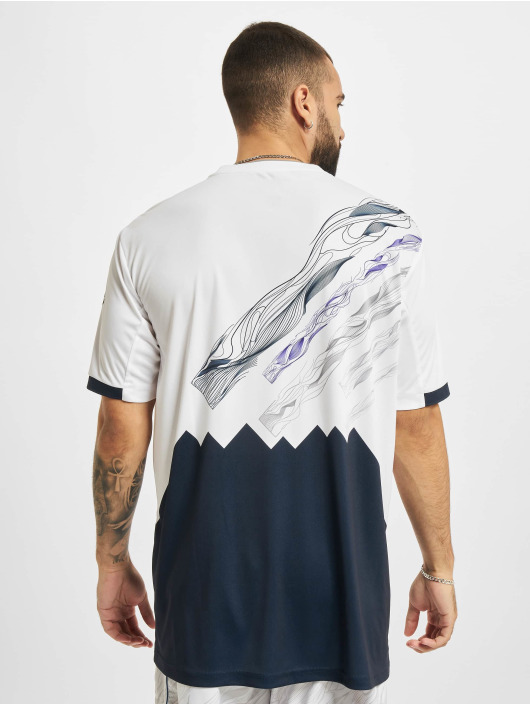 Sergio Tacchini T-Shirty Liquify bialy