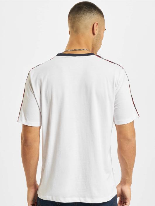 Sergio Tacchini T-Shirty Dahoma bialy