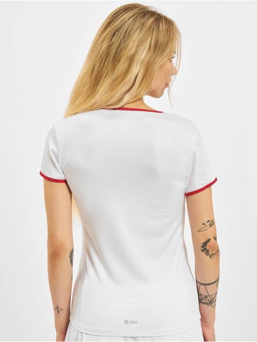 Sergio Tacchini T-Shirty Eva bialy