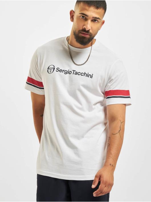 Sergio Tacchini T-Shirty Abelia bialy