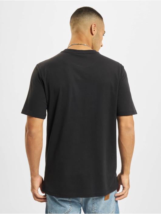 Sergio Tacchini T-Shirty Chiko czarny