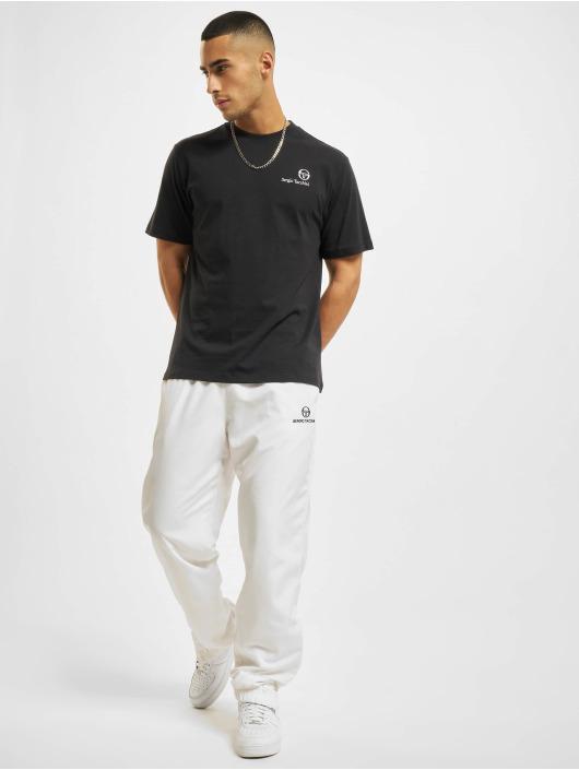 Sergio Tacchini T-Shirty Felton czarny