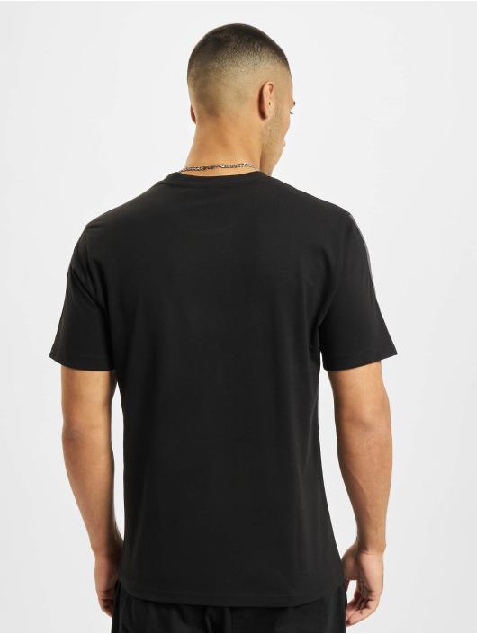Sergio Tacchini T-Shirty Duncan czarny