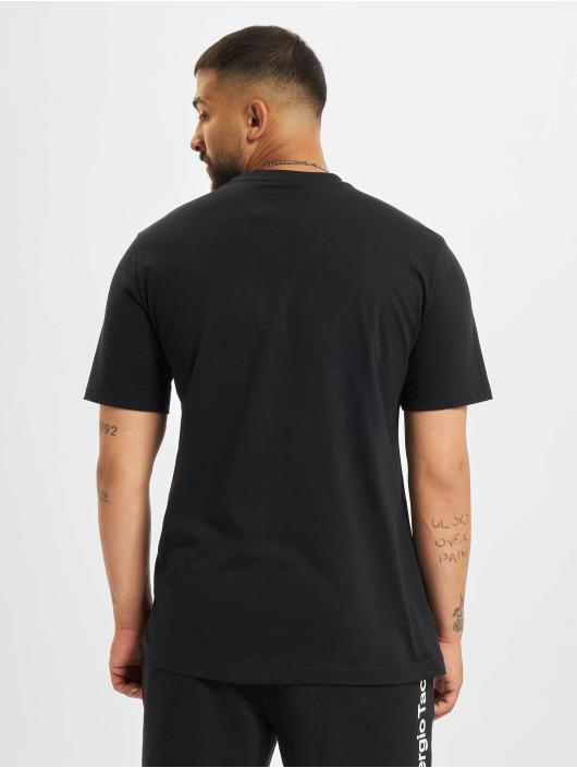 Sergio Tacchini T-Shirty Noden czarny