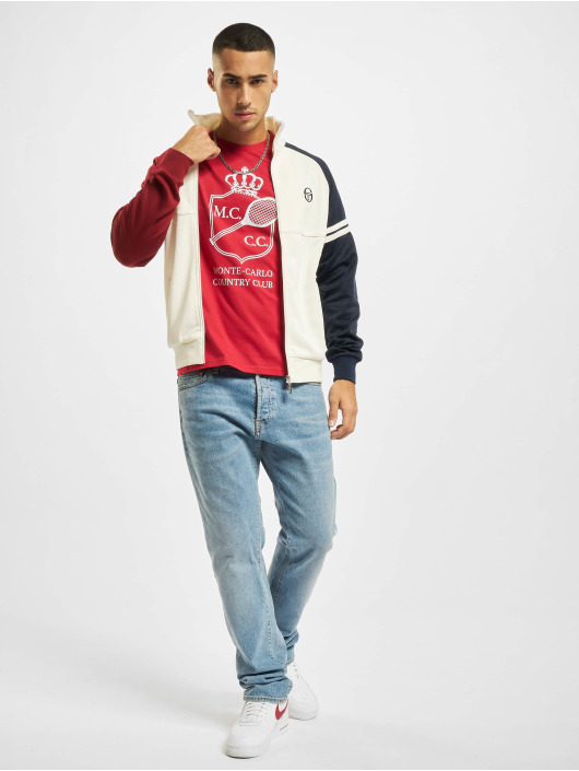 Sergio Tacchini T-Shirty Fulda Mc czerwony
