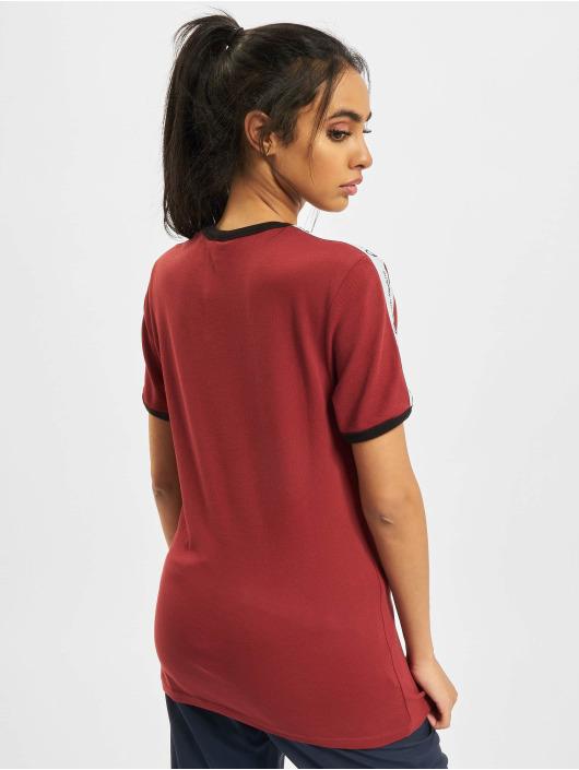 Sergio Tacchini T-Shirty Dalhoa czerwony
