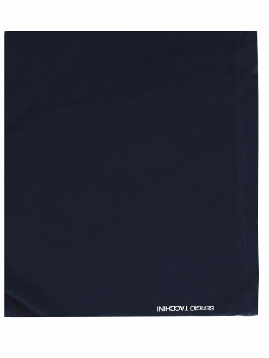 Sergio Tacchini T-Shirty Cable niebieski