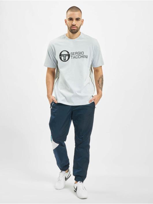 Sergio Tacchini T-Shirty Detroit niebieski